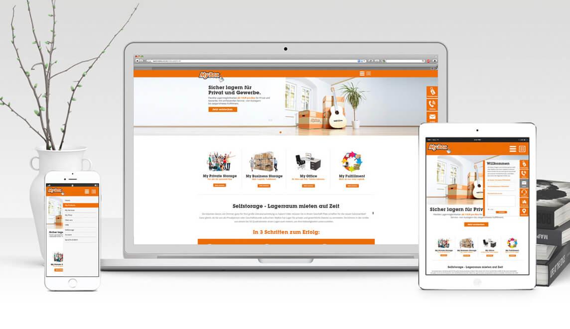 mediadesign linke - Flyer für die Landfleischerei Hinterding in Krefeld Oppum