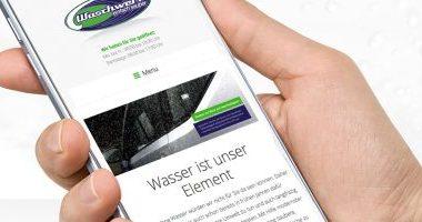 Webseite gestalten | mediadesign linke - Webdesign / Gestaltung und Programmierung für das Waschwerk Mülheim