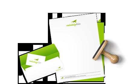 Logo Design | mediadesign linke Corporate Design und Logoentwicklung - von der Visitenkarte bis zum Briefbogen oder Stempel