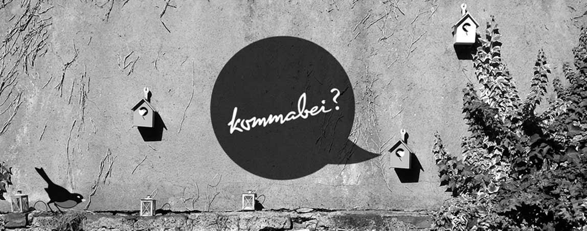 mediadesign linke - Kommabei Banner Design Bannererstellung für Webshop Onlineshop