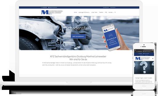mediadesign linke - webdesign, Umsetzung und Programmierung für die Apotheke im Handelshof Duisburg