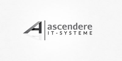 Logo Design | mediadesign linke Logoentwicklung von mediadesign linke für Ascendere IT-Systeme