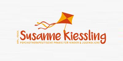 Logo Design | mediadesign linke - Gestaltung Logo für die Psychotherapie Susanne Kiessling in Bochum - Psychotherapeutische Praxis für Kinder und Jugendliche