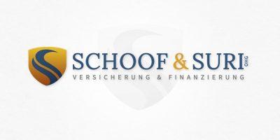 Logo Design | mediadesign linke Logoentwicklung für die Schoof & Suri OHG