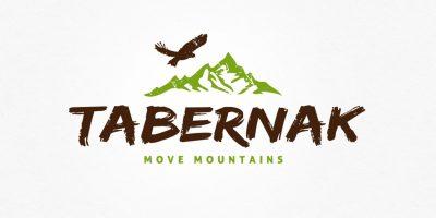 Logo Design | mediadesign linke Logoentwicklung für Tabernak Outdoor Taschen - Move Mountains