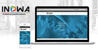Webseite gestalten | mediadesign linke webdesign portfolio - webdesign / Website-Umsetzung für die INOWA Burgas EOOD
