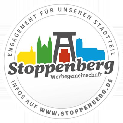 mediadesign linke - Logoentwicklung / Logodesign für die Werbegemeinschaft Stoppenberg - Engagement für unseren Stadtteil www.stoppenberg.de