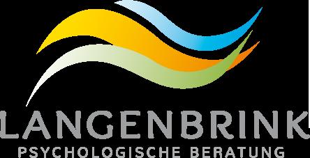 mediadesign linke Logoentwicklung / Logodesign Psychologische Beratung Langenbrink