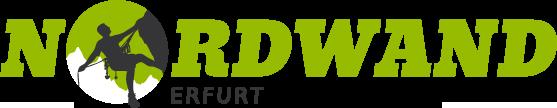 mediadesign linke Logoentwurf / Logodesign für die Nordwand Kletterhalle in Erfurt