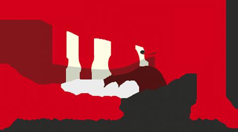 mediadesign linke Logoentwicklung / Logodesign aus Essen für www.garnelen-pott.de / Garnelenpott.de - dem Wirbellosenspezialist im Ruhrgebiet