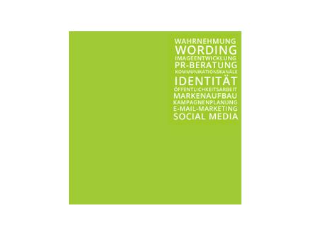 Design Leistungen | mediadesign linke Grafik zu Kommunikation - Wahrnehmung - Wording- Imageentwicklung - PR-Beratung - Kommunikationskanäle - Identität - Öffentlichkeitsarbeit - Markenaufbau - Kampagnenplanung - E-Mail-Marketing - Social media